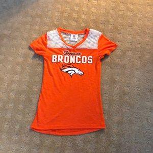 Girls Broncos t-shirt